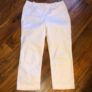 Charter Club white Capri pants. Size 10.